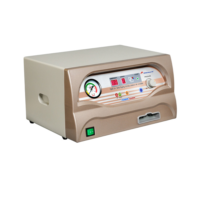 Аппарат для прессотерапии, лимфодренажа. (шестикамерная компрессионная лимфодренажная система) Pharmacels 6000 (Фармацельс)