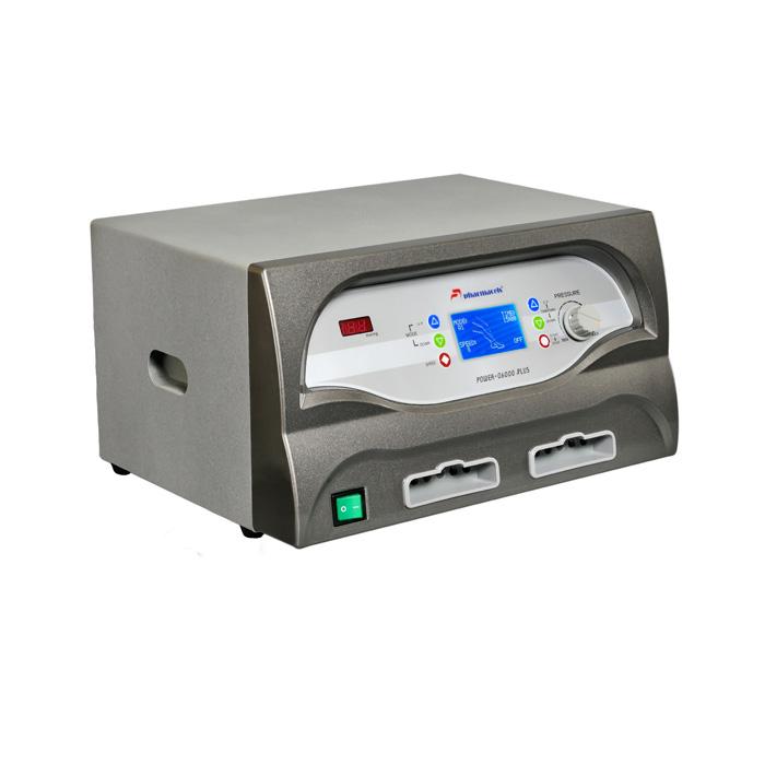 Аппарат для прессотерапии, лимфодренажа. (шестикамерная компрессионная лимфодренажная система) Pharmacels 6000 PLUS(Фармацельс)