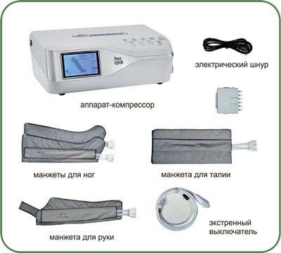 Аппараты для прессотерапии Pharmacels 8120